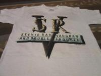 Stevie Ray Vaughan 1989 North American in step tour