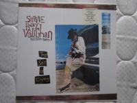 Stevie Ray Vaughan The Sky is Crying. Original LP 1991-