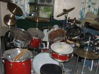 I have this Stewart Drum Set that is looking for a New
