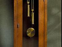 Authentic Stickley Tall Case Clock from their Mission