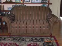 Lovely Stickley sofa. Around 5 years old. Extremely
