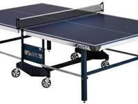 This ping pong table has been a family favorite of