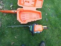 Stihl ms290 chain saw in like New condition 20 inch bar