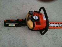 Stihl Hedge Trimmer Nice unit Runs great If interested