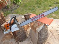 I'm looking for Stihl professional chain saws