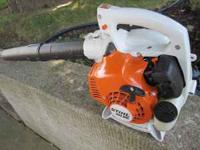You are buying a STIHL BG 55 Hand Held Leave Blower. Is
