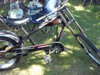 Sting ray bike for sale never been ridden got it when i