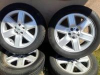 "19"" Land Rover Rims and Tires in good condition. Email"
