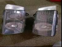 Headlights are in great shape and with bulbs will sell