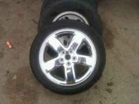 "i have one stock chrome 17"" wheel for a Pontiac G6s the"