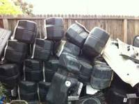 Tons of used stock diesel fuel tanks for sale....these