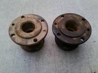 for sale are a couple of original and stock Ford 9""