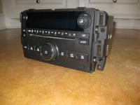 stock radio for chevy 04-10 truck, text/call or email