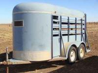 I have 2 stock Trailers for sale can be seen at 711 E