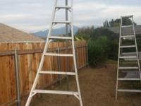 we are selling this for 180$ OBO, because this ladder