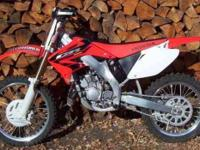 2004 Honda CR125 $2200 Bark Busters Skid Plate Pipe