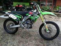 my 2008 kx250f was stolen The bike has renthal chain