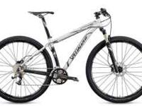 I had a brand new specialized silver mountain bike