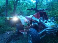Yamaha Banshee was stolen from my property CASH REWARD
