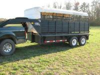 I have a nice Stoll stock trailer. It is like brand new