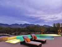 Wide-sweeping Catalina Mountain views, impressive