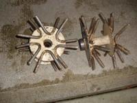 Stone tines for MerryTiller make rototiller, $40or best