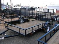 Trailer Information Trailer: CO6X12GW-15207 Description