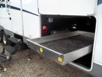 Storage Bay Slide-Out Tray. Ever wish your storage bay