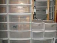 Do you need storage bins that will hold all of your