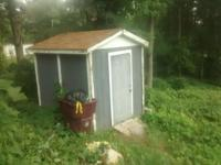 Type:Garden Use buildings in good condition. 8x8 $500,