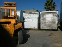 Storage Containers for sale, multiple sizes, from