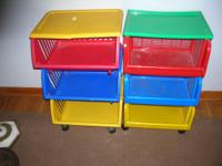 Storage for toys-plastic $6.00 each Call  // //]]>
