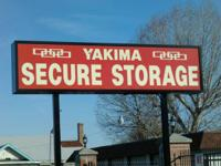 .     .       Yakima Secure Storage space is