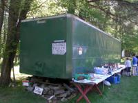 Descripcin Selling this large trailer. Great for
