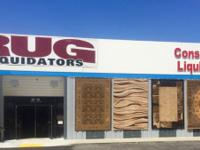 STORE CLOSING!!! Furniture and Rug Liquidation! All