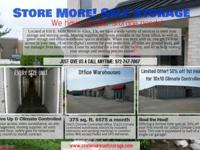 STORE MORE SELF STORAGE IN ALLEN, TEXAS HAS MORE TO