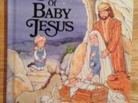 Brand New! Gift Quality! Story of Baby Jesus (Alice in