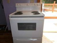 I have for sale a stove $100.00 in great condition and