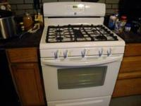 Stove/ refridge. Great condition. Purchased at home
