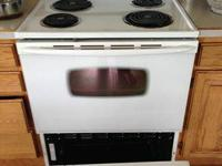 Stove for sale in good working condition.