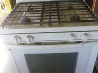 Hello i'm selling a stove. I never used the oven, so