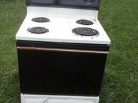 Selling this stove to get it out of my yard i don't