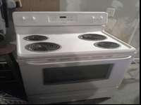 We are selling a Stove with Oven. It is A Crosley brand