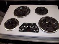 COUNTERTOP STOVE 30 INCH ELECTIC FOR SALE AT COELHOS