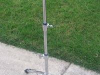 Great Dixon Straight cymbal stand for drums! Fresh