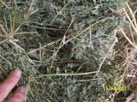 Small square bales (65-70 lbs) It is very very nice.