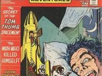 Strange Adventures # 238, DC Comics, October 1972! This