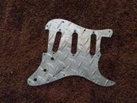 Heavy Metal Stratocaster Pickguard 5.00  // //]]>