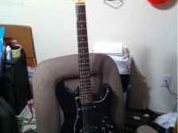 I have a Strat Style electric guitar with one single