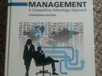 ISBN # 3 Strategic Management: A Competitive Advantage
